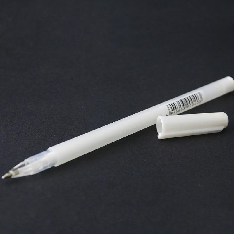 TOUCHNEW черная ручная ручка-светильник, белая маркерная ручка, белая маркерная ручка, перьевая ручка