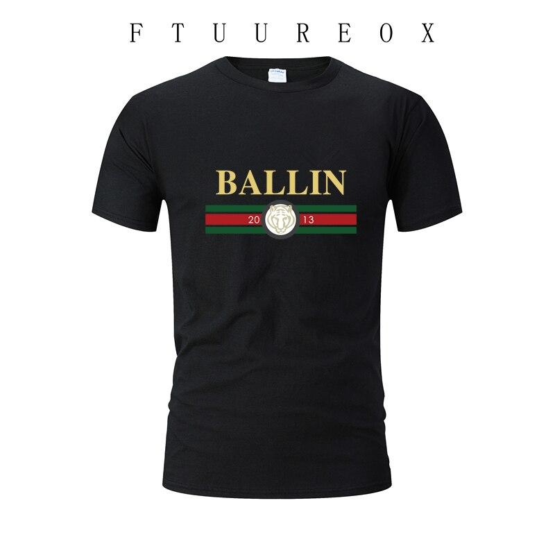 2019Men Cotton Running Shirt Sport T Shirt Short Sleeve Running Shirt Workout Training Tees Fitness Top Sport T-shirt Rashgard