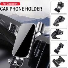 Car Mobile Phone Holder For Chevrolet Tracker Blazer Monza Crvalier Malibu Equinox Orlando