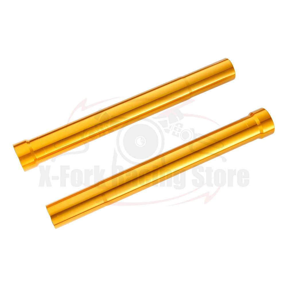 Front Fork Pipes Outer Tubes For Suzuki RGV250 1991-1996  473MM 51131-22D80-000