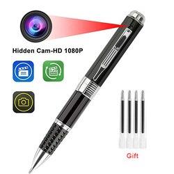Luksusowe nowe nagrywanie z redukcją szumów HD cyfrowy rejestrator dźwięku głosu Pen Write w Dyktafon cyfrowy od Elektronika użytkowa na