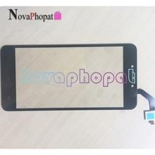 Novaphopat Black Screen For BQ Mobile BQ-5206L BQ 5206L Balance touch