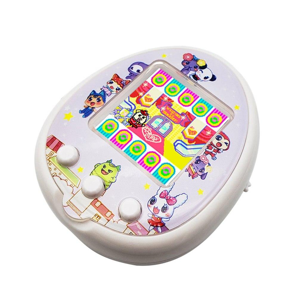 For Qpet Plastic Non-Extended Singer Pet Egg 2020 Pet Game Machine Color Screen Electronic Pet Machine