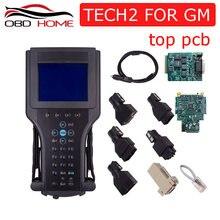 Diagnostic OBD2 Tech2 pour Scanner GM Tech2 2 pour Saab Tech II pour Opel ajouter une carte de 32 mo pour GM/pour SUZUKI pour Holden pour ISUZU
