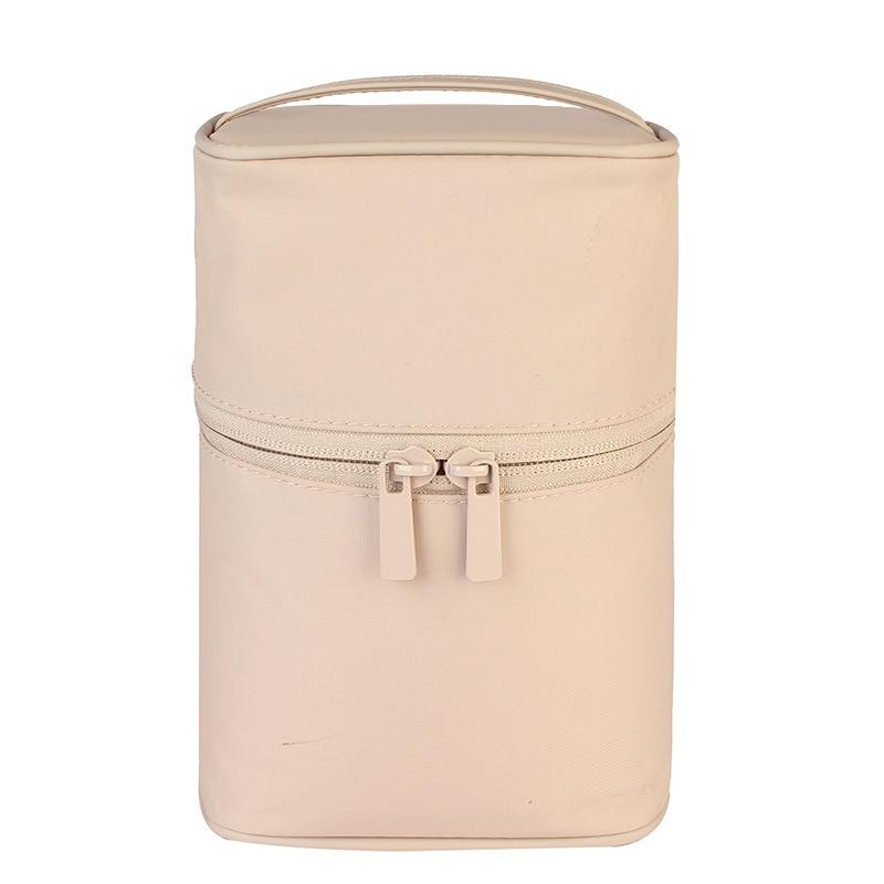 Zipper Man Women Makeup Bag Nylon Cosmetic Bag Beauty Case Make Up Organizer Toiletry Bag Kits Storage Travel Wash Pouch