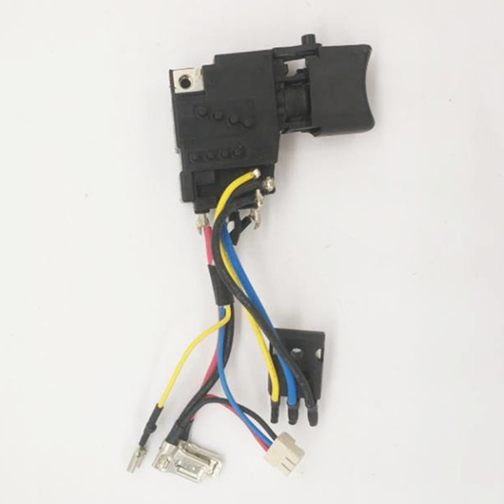1X Switch For Makita Switch 6507244 DHP458 DHP448 DDF458 DDF448 BHP458 BHP448 BDF458 BDF448 Replace 6507244 6506824