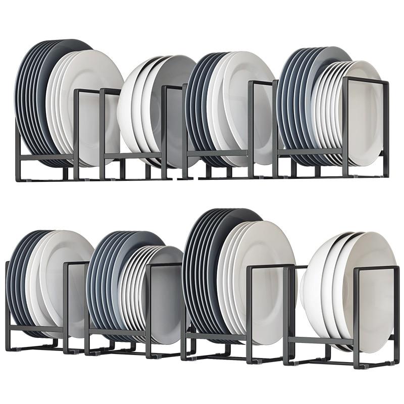 Cabinet Dish Rack Dish Rack Storage Rack Kitchen Rack Tray Tray Home Dish Dish Drain Rack Supplies LB111109