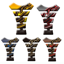Motorcycle 3D Fuel Tank Pad Protective Stickers Decals For Honda VTR1000 Firestorm SP1 SP2 VTR 1000 Tank Pad Stickers