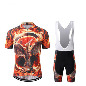 Ropa de deportes de ciclismo duradera de alto rebote2020 ropa de ciclismo...