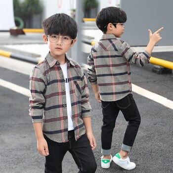 Boys Formal Cotton Shirts