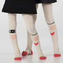 1-7Years Kids Girls Tights Pantyhose Stockings Baby Tights Cotton Children Toddler Pantys Tights for Infant Stocks Hot Selling fashion brand infant baby girls tights toddler kids tights pantyhose autumn winter baby girl stockings girl pants