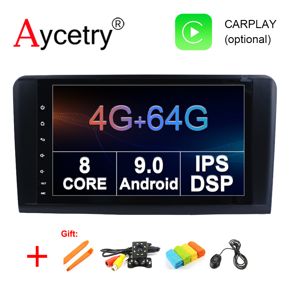 DSP IPS 9 8 core 4G 64G 2 din Android 9 0 Car Radio Multimedia dvd