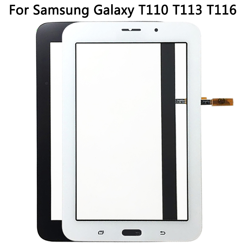For Samsung Galaxy Tab 3 Lite T114 T116 Touch Sensor Glass Digitizer New T110 T111 T113 Touch Screen