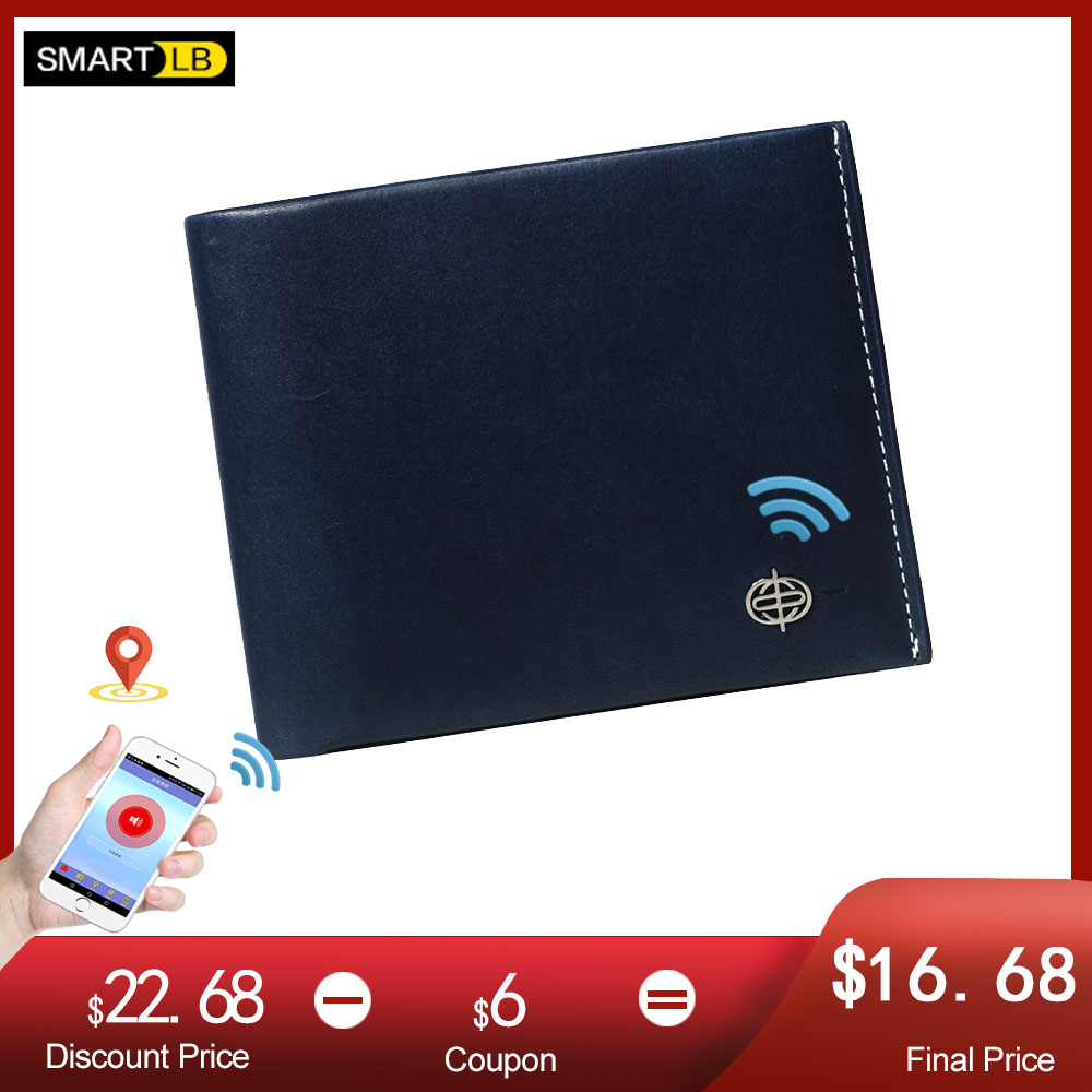 Smart LB Designer Wallet For Men  Genuine Leather Smart Wallets Fashion New Short Slim  Men's Wallet Man Coin Purse