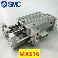 NEW SMC MXS16 75 MXS16 75A MXS16 75AS MXS16 75AT MXS16 75B MXS16 75C Original Slide guide cylinder Pneumatic