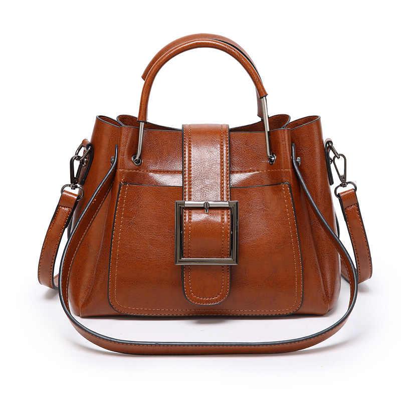 Роскошные сумки, женские сумки, дизайнерские сумки из натуральной кожи, большая сумка-тоут для женщин, кожаные сумки через плечо, сумка через плечо, Ретро стиль, C1197