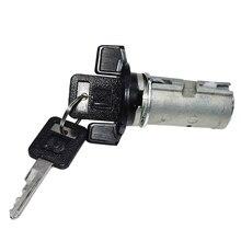 Ключ зажигания переключатель замка цилиндра для GMC C/K1500 R/V1500 Buick Chevy