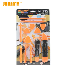 JAKEMY 13 in 1 Smartphone Pry Opening Repair Tools for iPhon