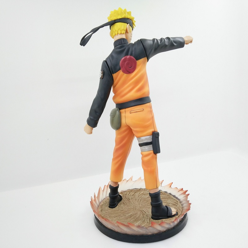NARUTO SASAUKE NINJA ANIME FIGURE 26 CM SHIPPUDEN UZUMAKI 1/6 SCALE FACE CHANGE PVC ACTION FIGURE COLLECTIBLE MODEL TOY DOLL B19 3