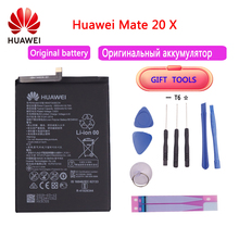 цена на 100% Huawei Original Replacement Phone Battery HB4073A5ECW For Huawei Mate 20 X Mate20X 20 X 5000mAh