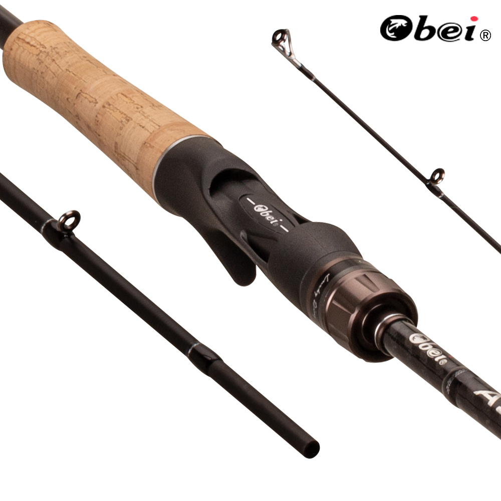OBEI ASTRA Classic Carbon Spinning Ultralight Fishing Rod Casting Rod Baitcasting 168 210 240