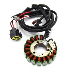 Катушка статора зажигания для мотоцикла YAMAHA WR250R WR250X 3D7-81410-00 3D7-81410-01