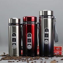 High capacity Business Thermos Mug Stainless Steel Tumbler Insulated Water Bottle Portable Vacuum Flask For Office Tea Mugs cheap WYZTY CN(Origin) 5145 Eco-Friendly Large capacity Vacuum Flasks Thermoses Straight Cup CE EU LFGB 12-24 hours