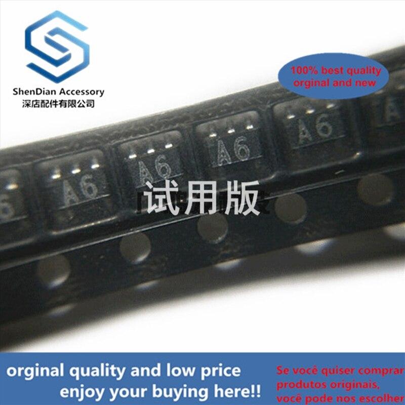 10pcs 100% Orginal New FMA6T148 Dual PNP Composite Band-stop Transistor SOT-153 23-5 FMA6A