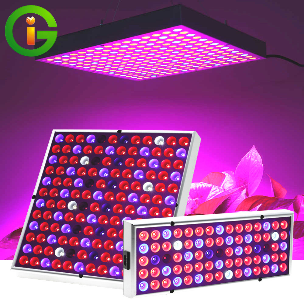25W 45W AC86V-265V LED Grow Light Full Spectrum SMD 2835 UV+IR Phyto Lamp Fitolampy Indoor Herbs Light For Greenhouse Grow Tent