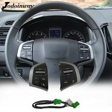 Cruise Audio Control Switch Steering Wheel Media Player Button For Isuzu D Max MUX 2018 Chevy Trailblazer 2019