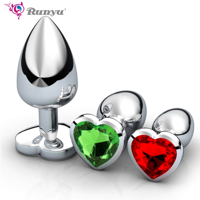 Butt Plug for Beginner Metal Anal Plug for Gay Toy Small Butt Plug Anal Beads Sex Toys Products For Women/Men  Prostate Massage