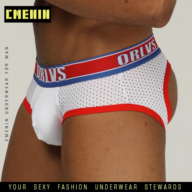 Sexy Gay Underwear Mens Thong Male Jockstrap Men Thongs Mesh Bikini G Strings Sissy Panties String Lingerie Jock OR203