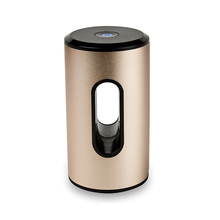 GIAHOL Air Purifier Ultra Quiet Portable Ozone Sterilizer USB Mini Stylish Super Energy Efficient with Light for Car home