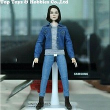 1/6 KUMIK KMF051 Laura Kinney Female Body&Clothes Set Fit Scale Head Sculpt Toy without head