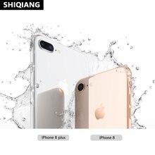 Oryginalne Apple Unlocked używane iPhone 8/8 Plus smartfony iOS A11 64/256GB NFC 3D Touch ID telefony komórkowe 12MP 4G LTE telefony komórkowe