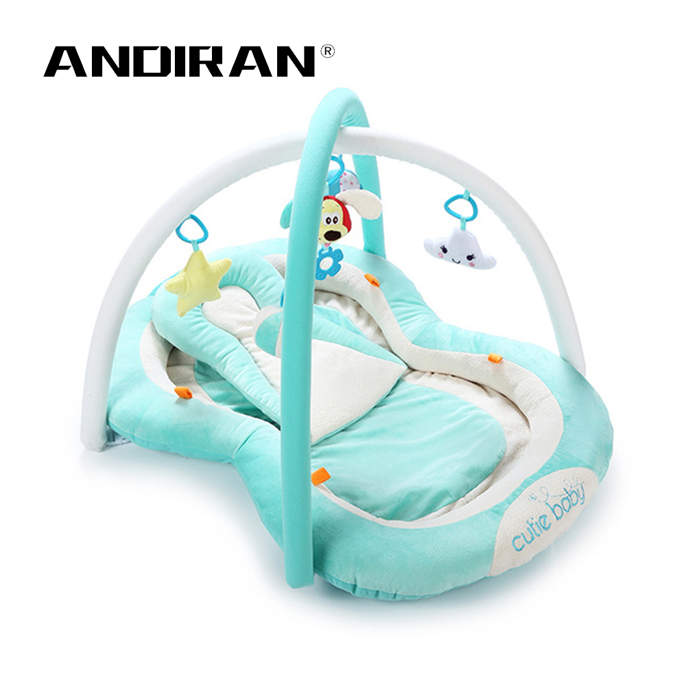 Game Blanket Mat Baby Fitness Support Crawling Mat Play Mat Baby Puzzle Toy Fitness Carpet Gift For Kids