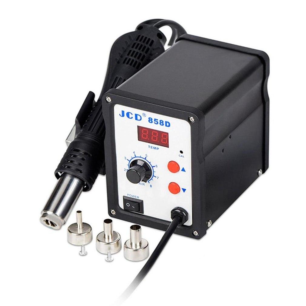 BK-858D SMD Brushless Heat Gun Hot Air Rework Soldering Station 700W 220V