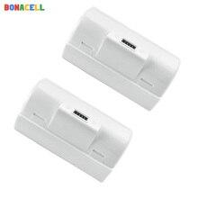 BONACELL 2 Pack 3.6V 6000mAh Jet240 Jet 240 Battery for iRobot Braava 241 244 battery 4446040 floor Mopping Robots BC674