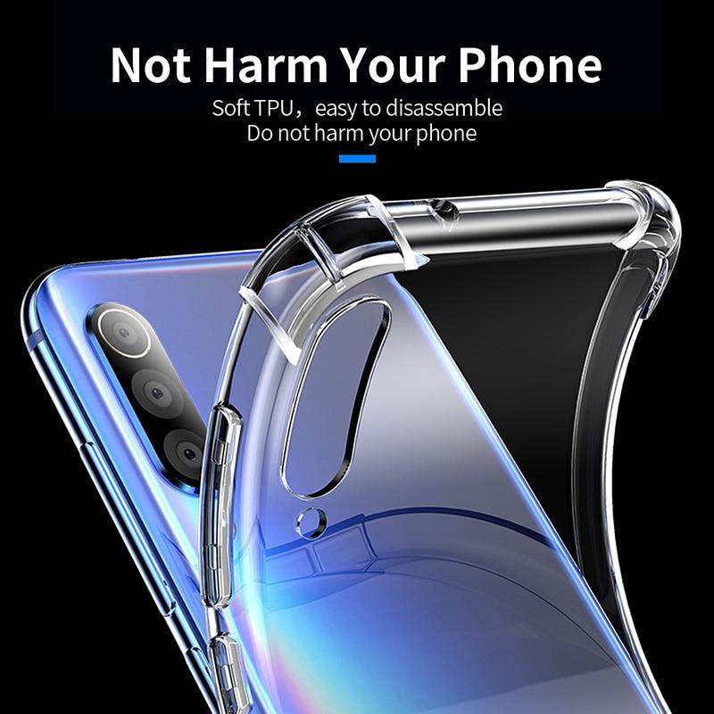 Shockproof Case Silicon-Cover Xiaomi Mi A2 Lite Plus for Redmi Note-7/6-pro/Note4x5/Plus