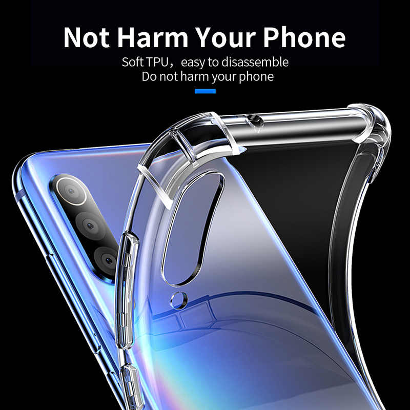 Essager Shockproof Case for Xiaomi Redmi Note 7 6 Pro Note4X  5 Plus A2 Lite Cases Shell for Xiaomi Mi 9 SE 8 Play Silicon Cover