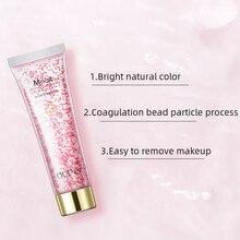 Увлажняющий тональный крем уход за кожей лица, для макияжа, основа для сужения пор контроль выработки кожного жира основа под макияж косметика, макияж, губная помада, тональный крем для лица