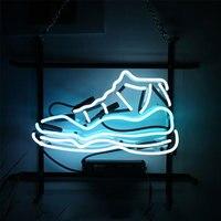 Nuevo https://ae01.alicdn.com/kf/H97ce3cef45c3417296a55a48f35da427p/Zapatos LED neón señal luz noche creativa Lampara hogar dormitorio Lámpara decorativa Led lámpara de mesa.jpg