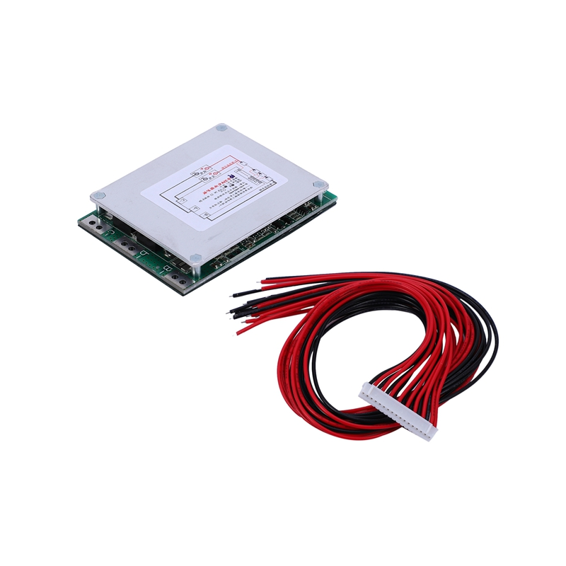 16S 60V 35A 18650 Lithium Li polymère batterie carte de Protection BMS PCB avec Balance pour e-bike EScooter