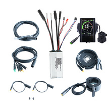Conversion-Kit Ebike-Controller Electric-Bike Lcd-Display 36V500W Tft-Color 850C/DPC-14