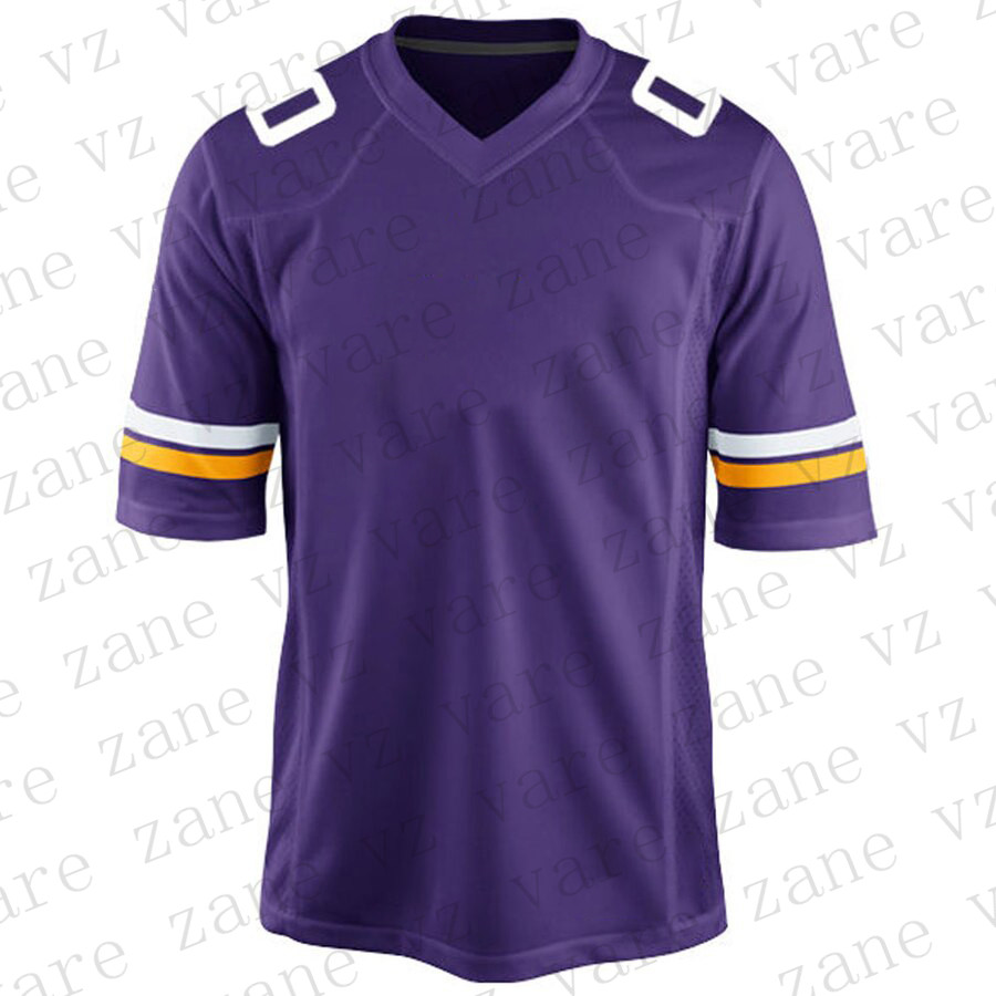 Customize Youth American Football Jerseys Adam Thielen Dalvin Cook Stefon Diggs Harrison Smith Kirk Cousins Cheap Jersey