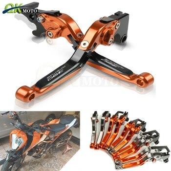 Motorcycle Accessories foldable Handle Brake Clutch Levers For KTM 390 Adventure 390 ADV 390 adv 2019 2020 brake clutch parts idlamp 390 4pf ledwhitechrome
