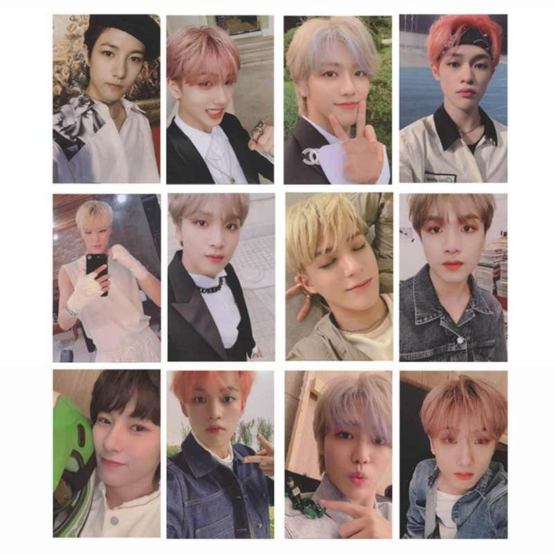 Kpop NCT 127 U Dream Empathy Lomo Photo Card Sticker Sticky Photocard Poster 6 Pcs/Set Hot Sale