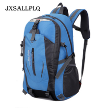 40L Outdoor Sports Backpack Nylon Travel Waterproof Mountaineering Backpack Men's Bicycle Bag Hiking Camping Hunting Backpack winmax outdoor bag camping wear resistant 40l backpack mountaineering hunting travel backpack big capacity waterproof sports bag