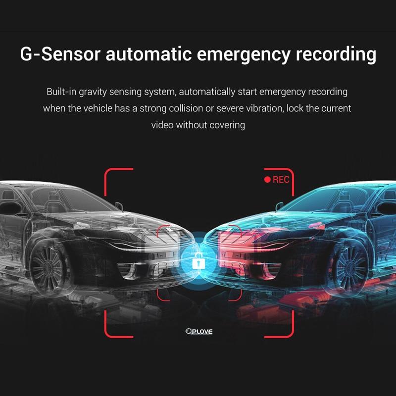 "3/"" Full HD 1080P Car DVR CCTV Dash Camera G-sensor Vehicle Video Cam Recorder QP"