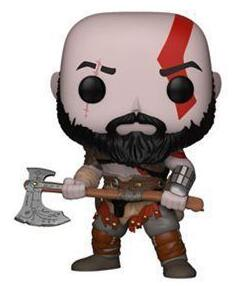 Game God Of War Kratos 269 Vinyl Doll Action Figure Collection Model Toys 10cm